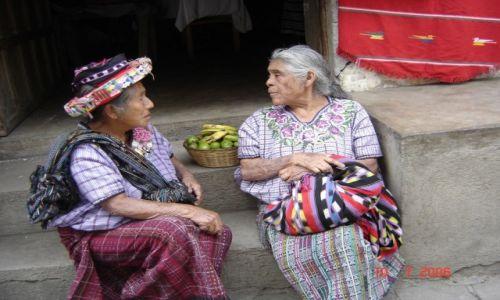 Zdjęcie GWATEMALA / Interior / Interior / Pogaduszki zawsze miłe