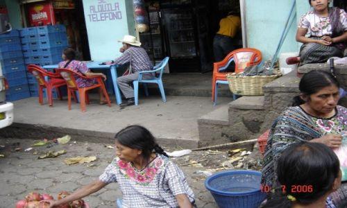 Zdjęcie GWATEMALA / Interior / Interior / Indiańska rzeczywistość