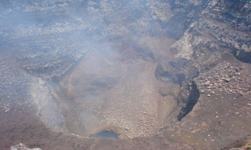 Zdjęcie GWATEMALA / Interior / Interior / Wulkan Masaya