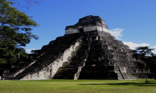 GWATEMALA / Peten / Tikal / Tikal