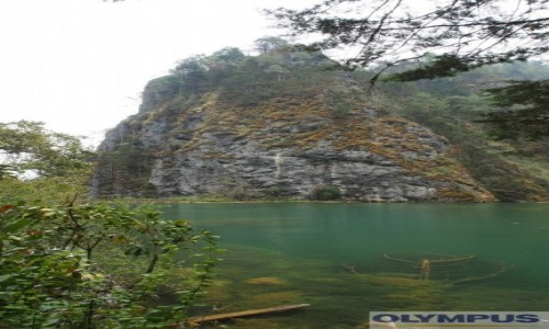 Zdjecie GWATEMALA / Chiatla / Gwatemala / Laguna de Magdalena