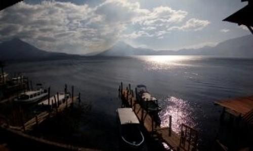 Zdjecie GWATEMALA / Jezioro Atitlan / Jezioro Atitlan / Warto tu dotrzeć