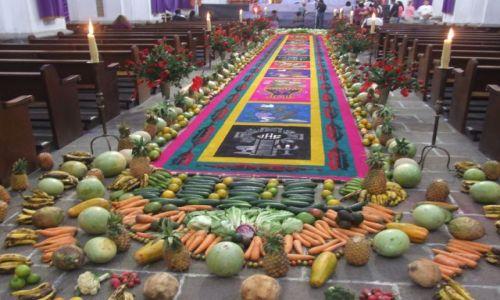 Zdjecie GWATEMALA / brak / Antigua Guatemala / Wielkanoc