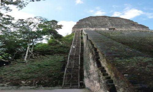 Zdjęcie GWATEMALA / brak / Tikal / Temple V