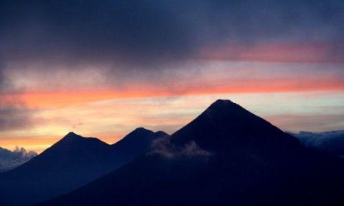 Zdjęcie GWATEMALA / Antigua  / Antigua / Tam gdzie diabeł mówi dobranoc :)