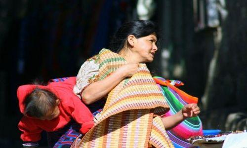 Zdjęcie GWATEMALA / Pachanachel  / Atitlan / Ja chce pobiegac
