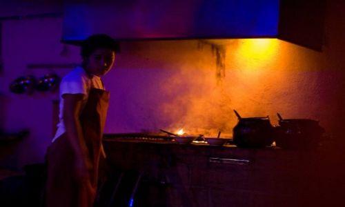 Zdjecie GWATEMALA / Atitlan / Gospoda nag jeziorem Atitlan / W czarodziejskiej  kuchni