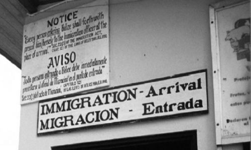 GWATEMALA / brak / Gwatemala/Belize / Na granicy Gwatemali i Belize