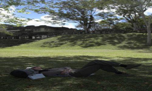 Zdjęcie GWATEMALA / Ameryka Środkowa / Tikal / śladami Majów