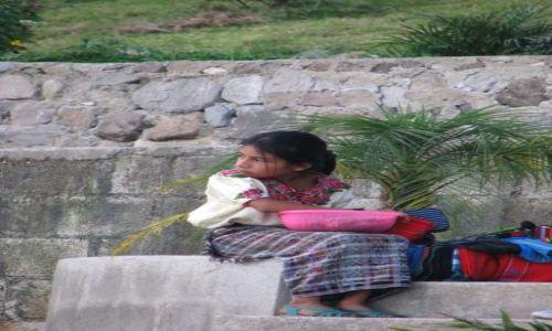 GWATEMALA / - / Panajachel / Indianka