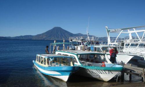 GWATEMALA / gwatemala / jezioro / jezioro panachachel