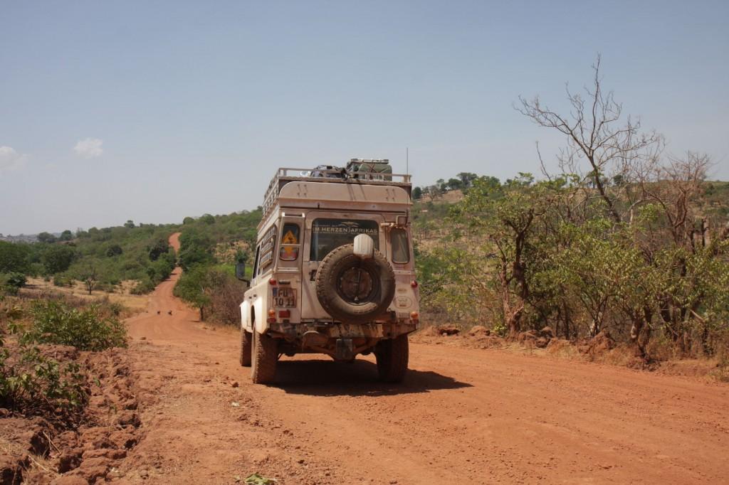 Zdjęcia: w drodze Senegal - Guinea , Afryka Zachodnia , Gwinea, GWINEA