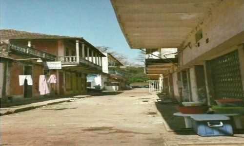 Zdjęcie GWINEA BISSAU / Stolica / Bissau / Stare Miasto