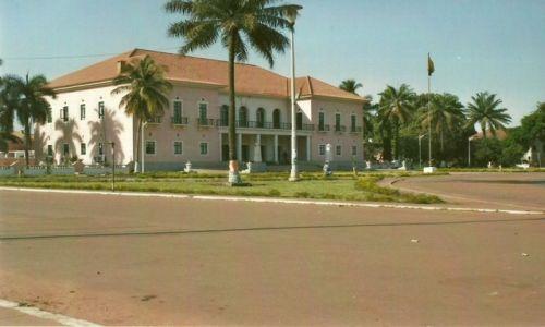 Zdjęcie GWINEA BISSAU / Stolica / Bissau / Pałac prezydencki