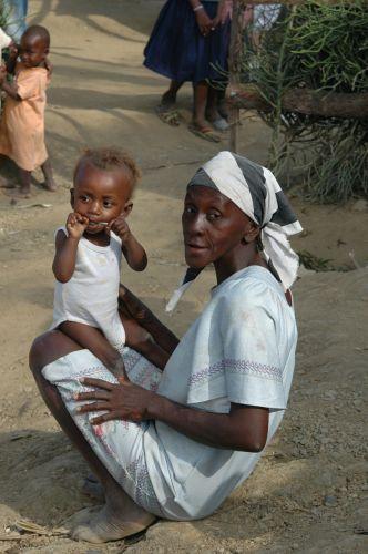 Zdjęcia: HAITI, LUDZIE HAITI, HAITI