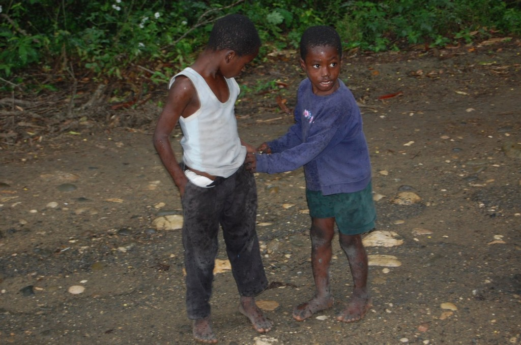 Zdjęcia: Ouest, Brothers Forever, HAITI