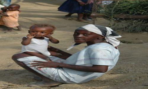 HAITI / brak / HAITI / LUDZIE HAITI