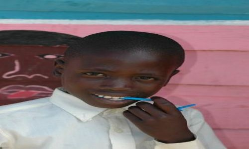 Zdjęcie HAITI / brak / HAITI / LUDZIE HAITI