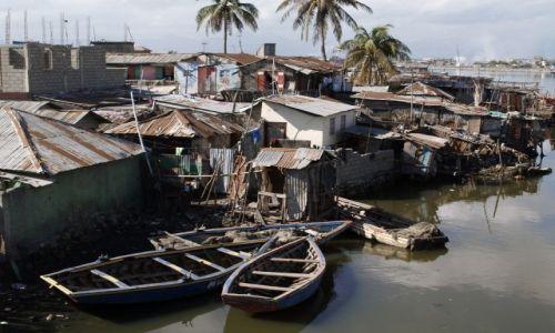 Zdjecie HAITI / brak / Cap Haitien / Typowa zabudowa