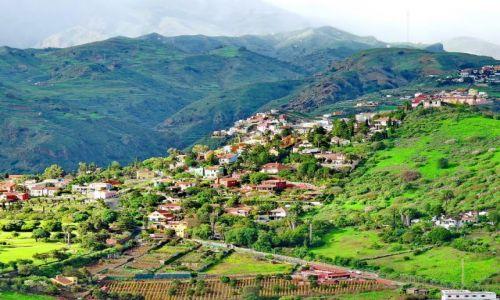Zdjecie HAITI / Gran Canaria / Pico de Bandama / Zielona wyspa