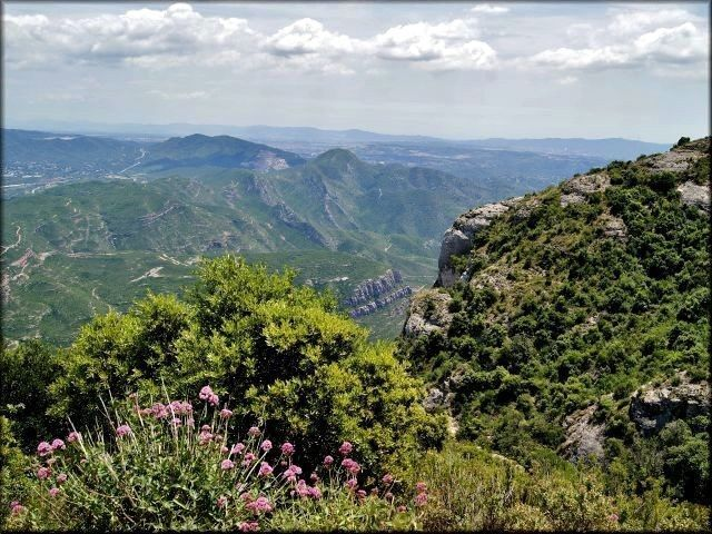 Zdjęcia: Montserrat, Katalonia, Wędrując po Montserrat, HISZPANIA
