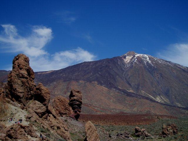 Zdjęcia: Wyspy Kanaryjskie - Teneryfa, Wulkan Teide, HISZPANIA