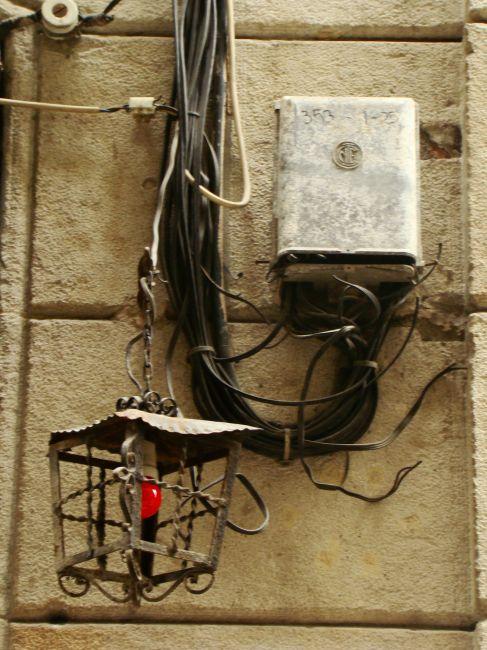 Zdjęcia: Barcelona, Pozostałość po pannach z Aviniońskiej, HISZPANIA