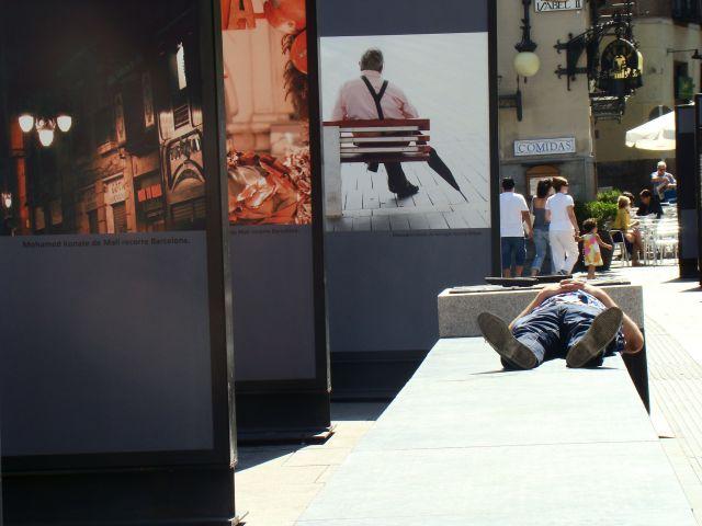 Zdjęcia: Madryt, Patrz, a ten leży!, HISZPANIA