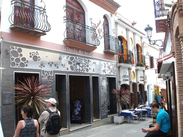 Zdjęcia: miasteczko Nerja, Poludnie Hiszpanii -Costa del Sol, Nerja, HISZPANIA