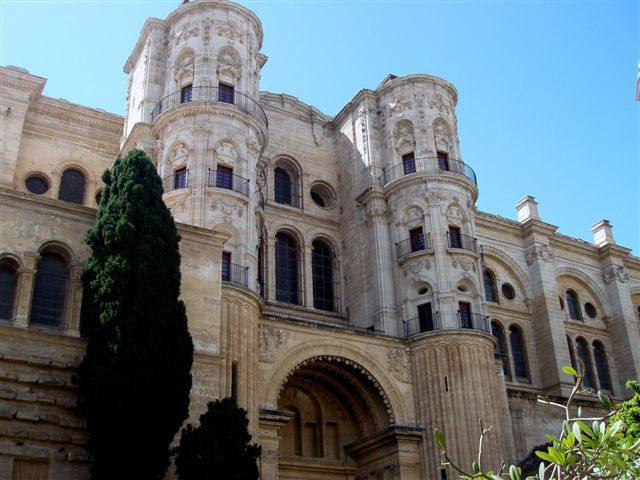 Zdjęcia: miasto Malaga, Poludnie Hiszpanii , Andaluzja-Malaga, HISZPANIA