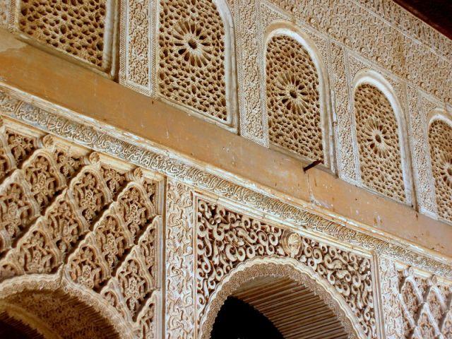 Zdjęcia: Palac Alhambra w Granadzie, Poludnie Hiszpanii, Andaluzja -Granada-Alhambra, HISZPANIA
