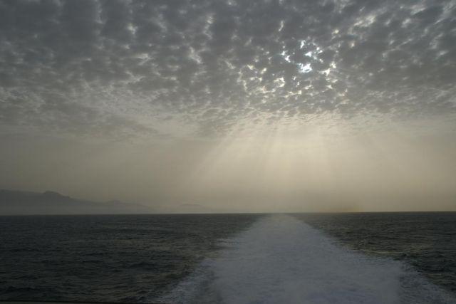 Zdjęcia: Gomera, Wyspy Kanaryjskie, prom, HISZPANIA
