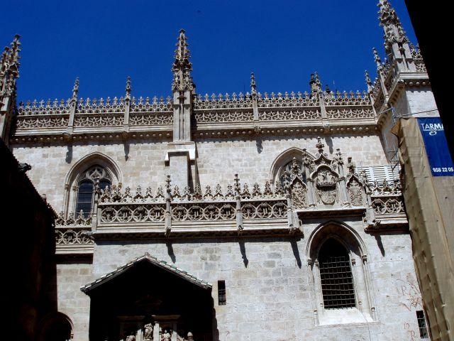 Zdjęcia: Granada-Kaplica Krolewska, Andaluzja, Granada-Kaplica Krolewska, HISZPANIA