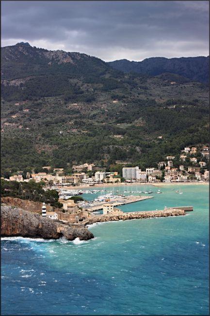 Zdjęcia: północno-wschodnia część wyspy, Majorka, Port de Soller, HISZPANIA