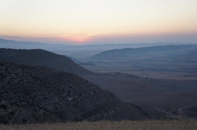 Zdjęcia: Camino de Santiago, Nawarra , Świt, HISZPANIA