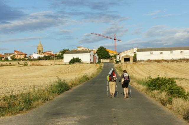 Zdjęcia: Camino de Santiago, Castilla y Leon, Camino, HISZPANIA