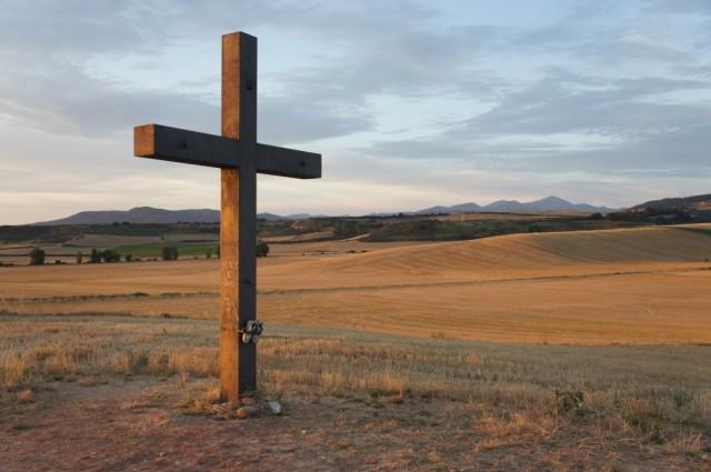 Zdjęcia: Camino de Santiago, Burgos, Peace & Love, HISZPANIA