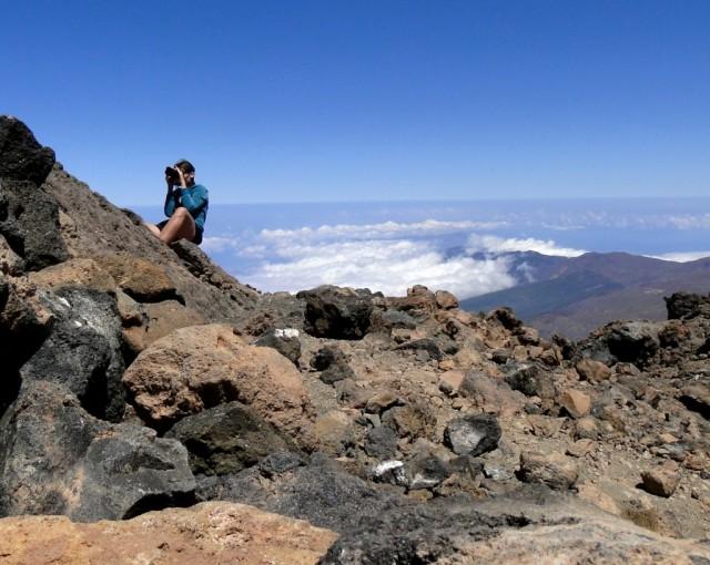 Zdjęcia: Szczyt El Teide, Teneryfa, Fotografowanie na wulkanie., HISZPANIA