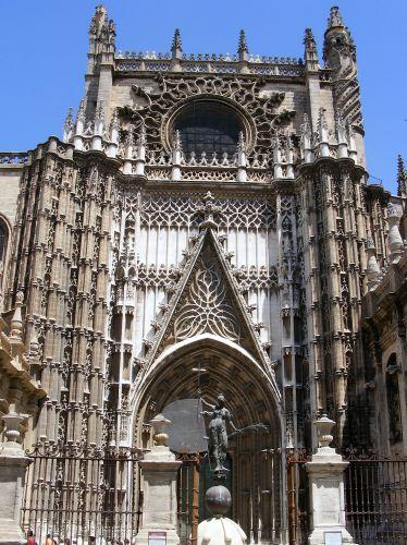 Zdjęcia: Sewilla, Andaluzja, Katedra, HISZPANIA