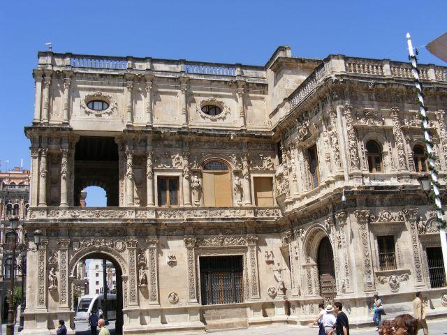 Zdjęcia: Sewilla, Andaluzja, Zabytki Sewilli, HISZPANIA