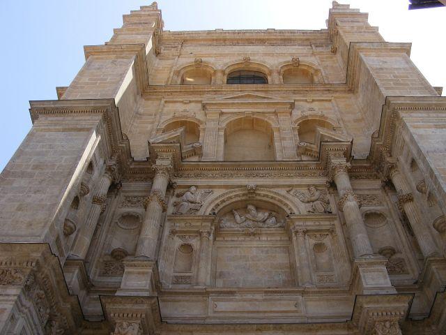 Zdjęcia: Granada, Andaluzja, Katedra, HISZPANIA