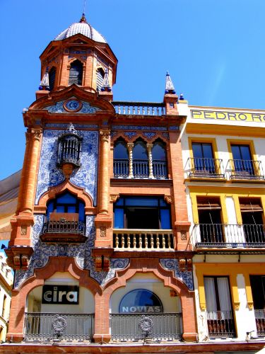 Zdj�cia: Sewilla, Andaluzja, Sewilla, HISZPANIA