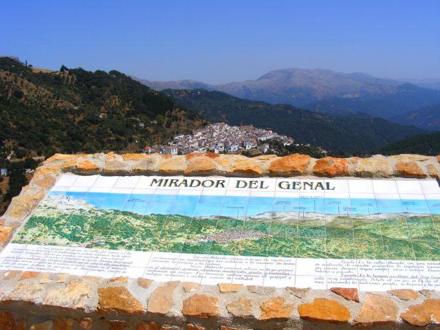 """Zdjęcia: Droga Ronda - Gibraltar, Andaluzja, """"Białe miasto"""", HISZPANIA"""