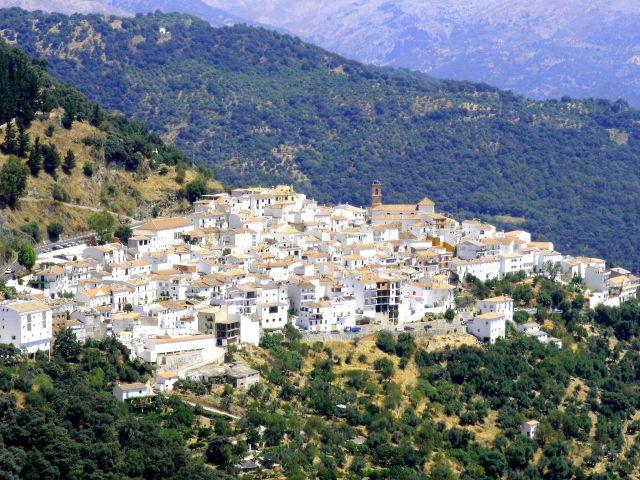 """Zdjęcia: Droga Ronda - Gibraltar, Andaluzja, """"Białe miasto"""" 2, HISZPANIA"""