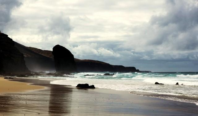 Zdjęcia: Półwysep Jandia/Cofete, Fuerteventura/Wyspy Kanaryjskie, Roque del Moro, HISZPANIA
