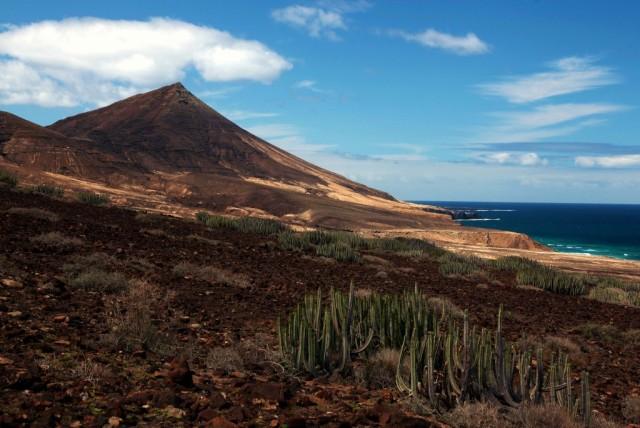 Zdjęcia: Półwysep Jandia, Fuerteventura/Wyspy Kanaryjskie, Plaża Cofete, HISZPANIA