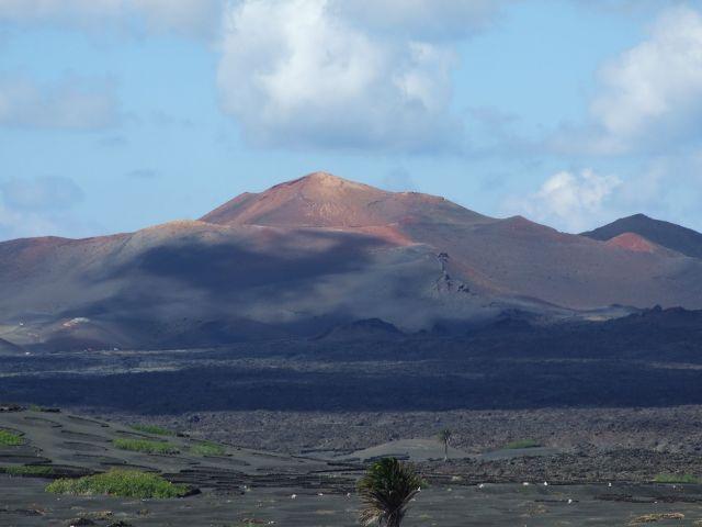 Zdjęcia: Lanzarote, Wyspy Kanaryjskie, Winnice, HISZPANIA