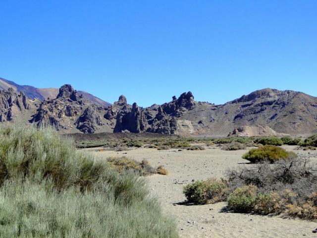 Zdjęcia: Teneryfa, Wyspy Kanaryjskie, Park Narodowy del Teide (4), HISZPANIA