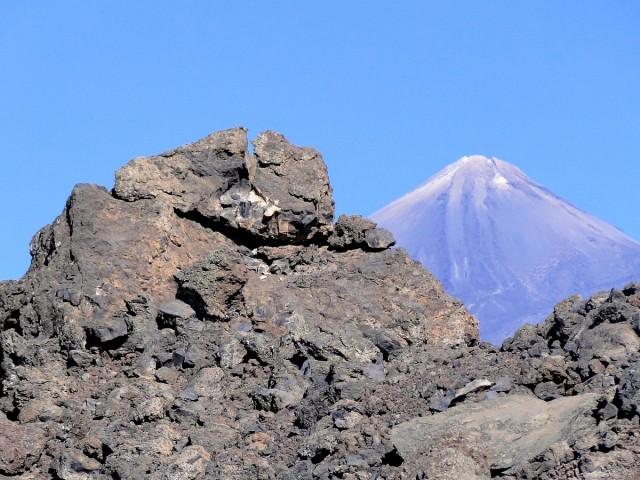 Zdjęcia: Teneryfa, Wyspy Kanaryjskie, Pico del Teide (2), HISZPANIA