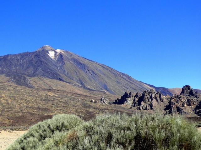 Zdjęcia: Teneryfa, Park Narodowy del Teide, Wyspy Kanaryjskie, Park Narodowy del Teide (2), HISZPANIA